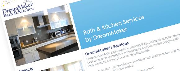 DreamMaker Website